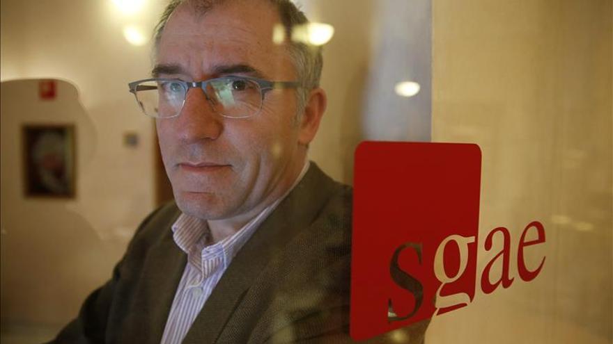 """José Luis Acosta (SGAE): """"hacer una película en España se merece un premio"""""""