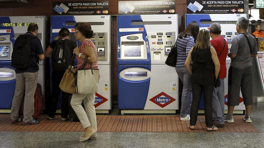 Nueva jornada de paros en Metro y EMT de Madrid en las horas punta de hoy