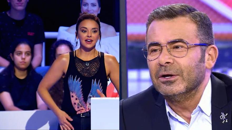 Chenoa en 'El juego de los anillos' y Jorge Javier en el 'Deluxe'