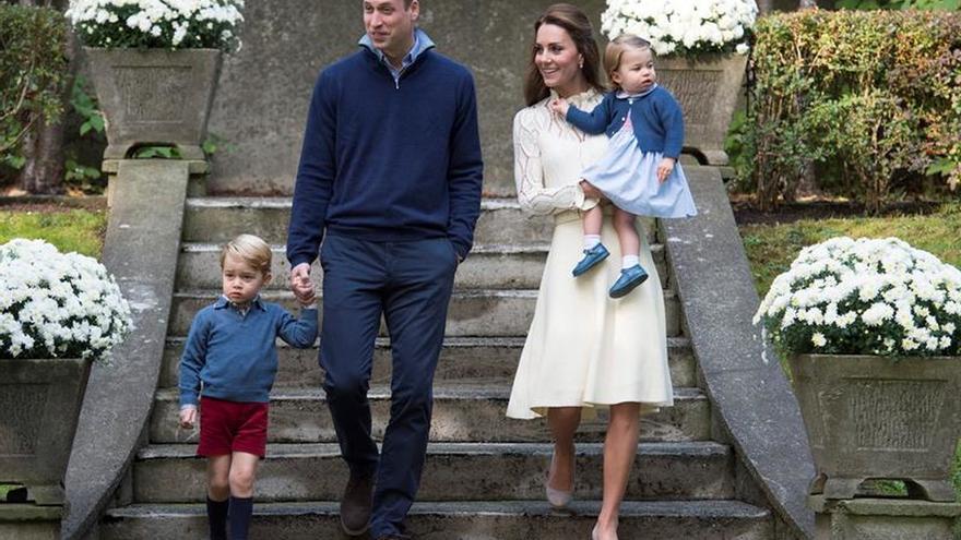 El príncipe Guillermo quiere que sus hijos expresen sus emociones