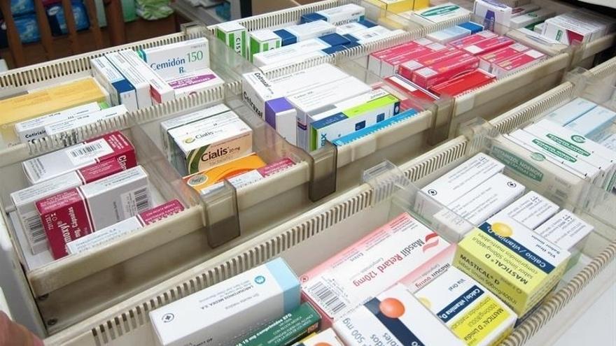 El gasto farmacéutico desciende casi un 2% en julio, hasta los 11,1 millones