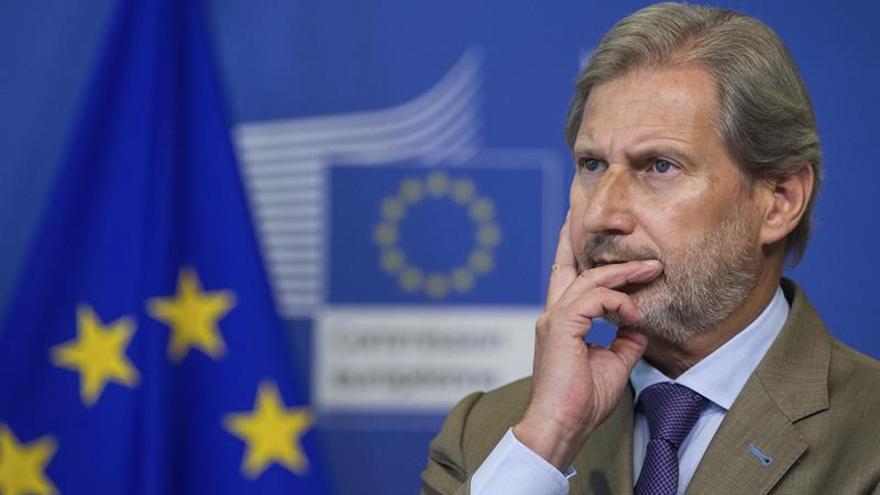 La UE decidirá en diciembre sobre el futuro de los fondos de adhesión de Turquía