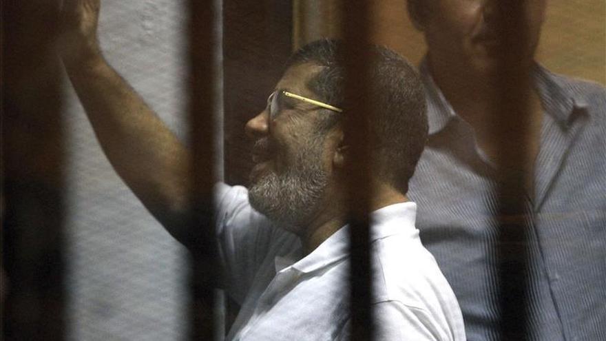 Un nuevo juicio contra Mursi, por espionaje, comenzará el 15 de febrero