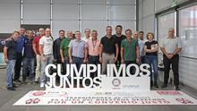 """Los sindicatos convocan una huelga general de cinco días ante el """"inmovilismo"""" de Endesa para negociar el convenio colectivo"""