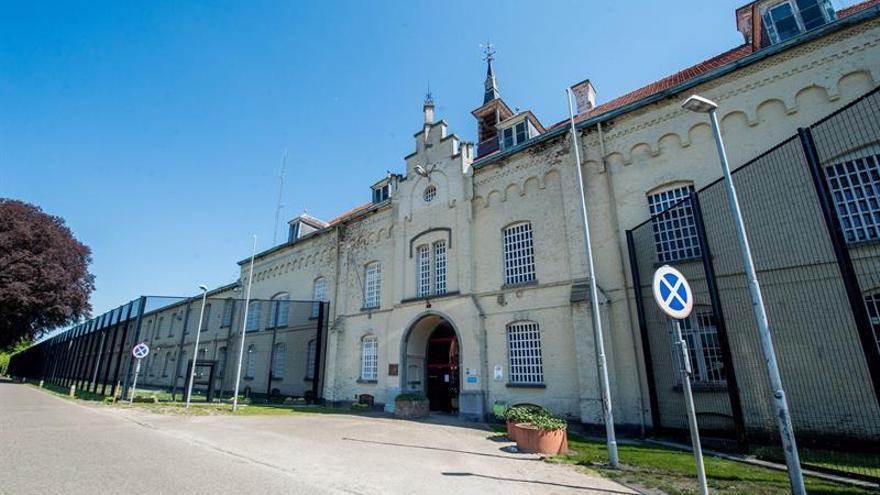 Normalidad en una prisión belga tras un motín durante una huelga de guardias