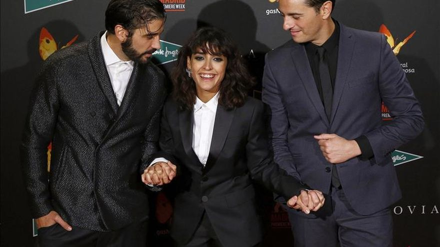 """Paula Ortiz ofrece su visión de """"Bodas de sangre"""", de Lorca, en """"La novia"""""""