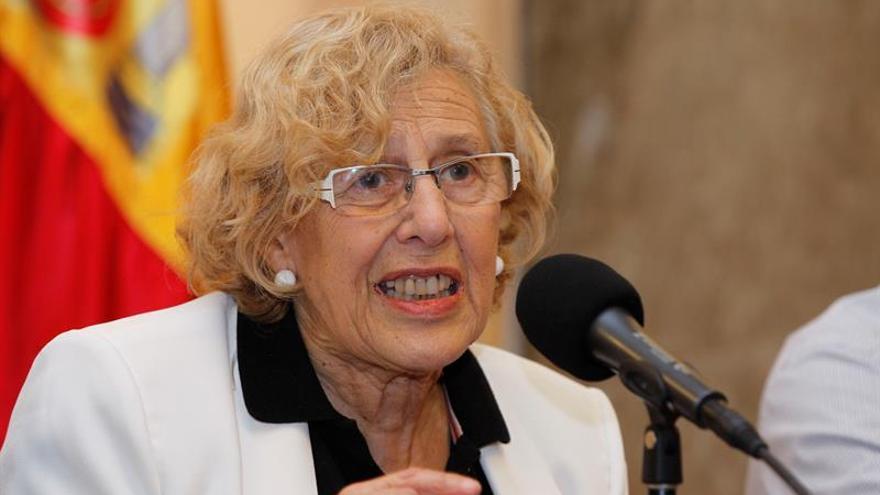 La Fiscalía se opone a la querella contra Carmena y Mayer por los titiriteros