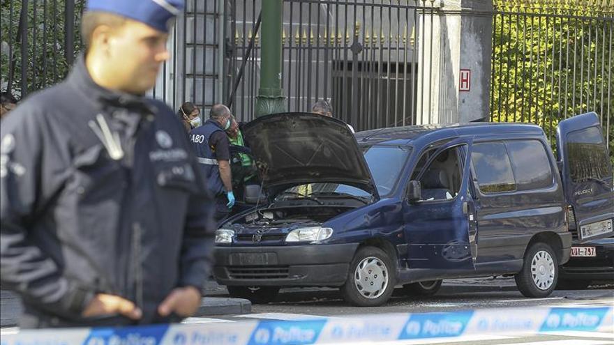 Un combatiente en Siria planeaba un atentado en Bruselas, según un diario belga