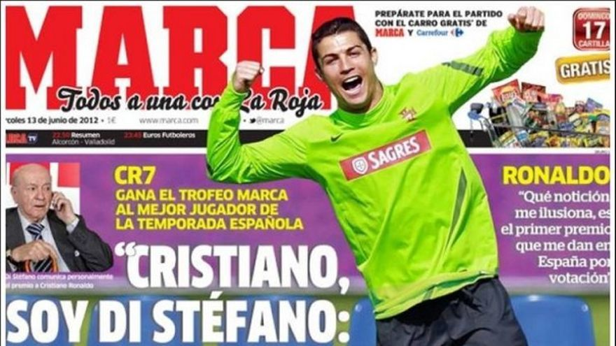 De las portadas del día (13/06/2012) #12