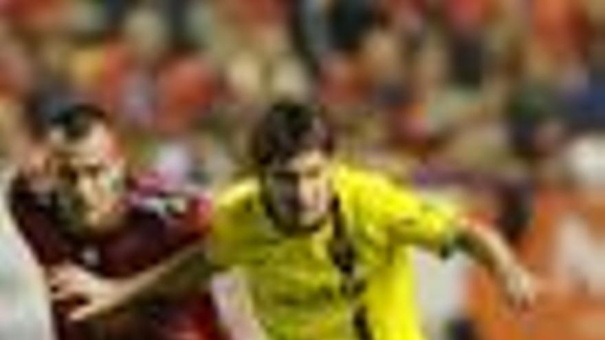 Un Barcelona gris deja escapar los tres puntos contra Osasuna