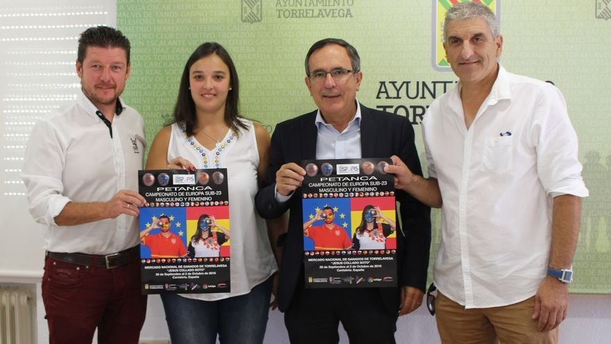 Los mejores jugadores europeos de petanca disputarán en el MNG el Campeonato Sub-23