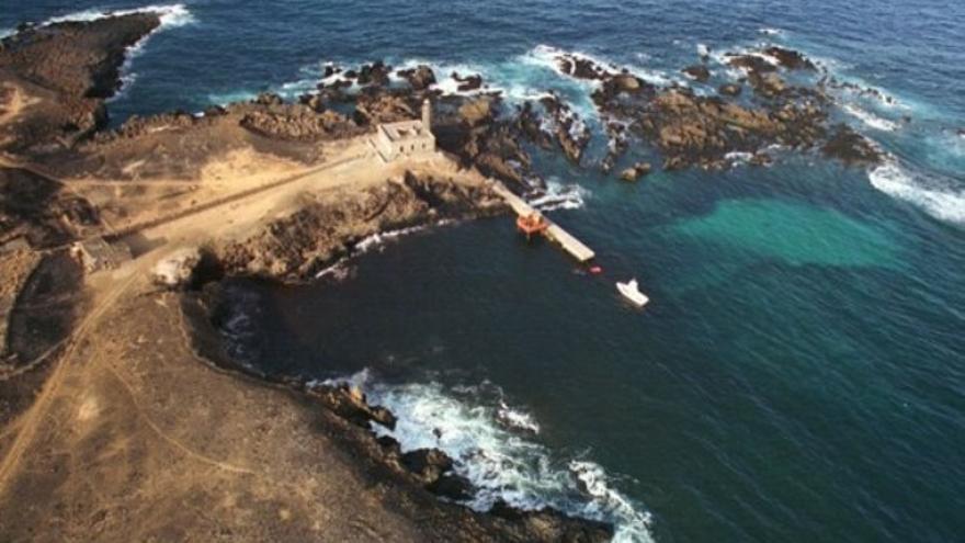 Isla de Alegranza (DIARIO DE LANZAROTE)