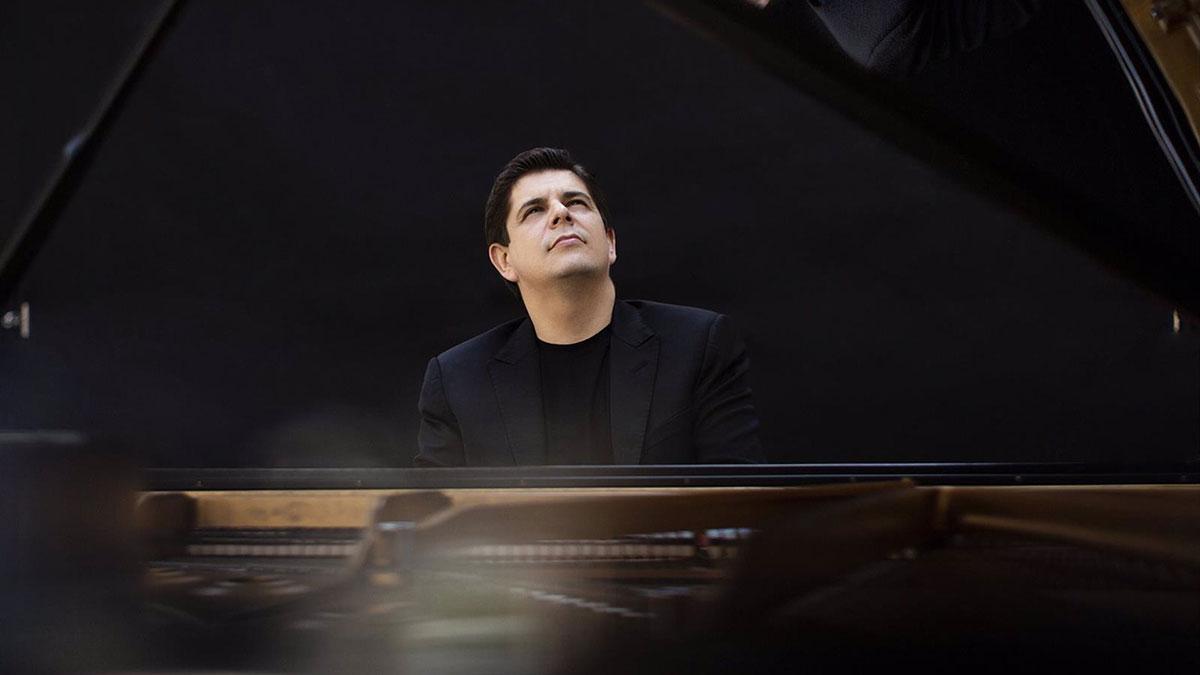El pianista Javier Perianes.