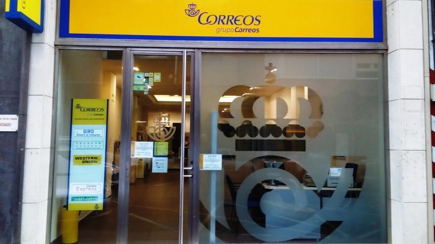 La plantilla de Correos en Cantabria tiene 7 posibles casos de COVID y 20 trabajadores en cuarentena