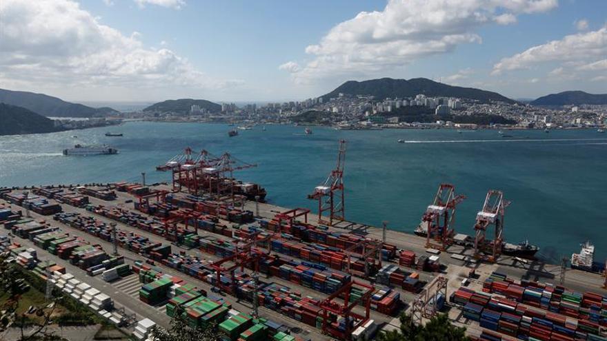 El superávit corriente surcoreano aumentó un 51,3 % interanual en septiembre
