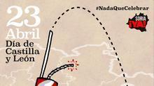 """""""Nada que celebrar"""", la plataforma 'Soria ¡Ya!' toma prestado el histórico lema leonesista en el Día de Castilla y León"""