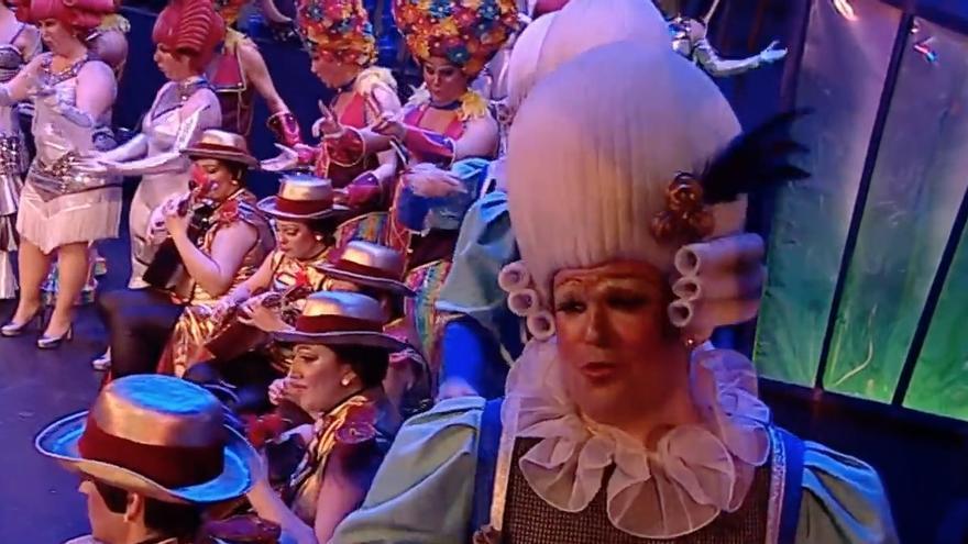 Reinas de la noche - Carnaval de Cádiz