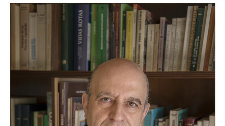José Antonio Zarzalejos, Foto de Carlos Ruiz