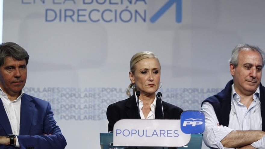 Cifuentes comienza este lunes con C's y Podemos su ronda de contactos para formar gobierno en la Comunidad de Madrid