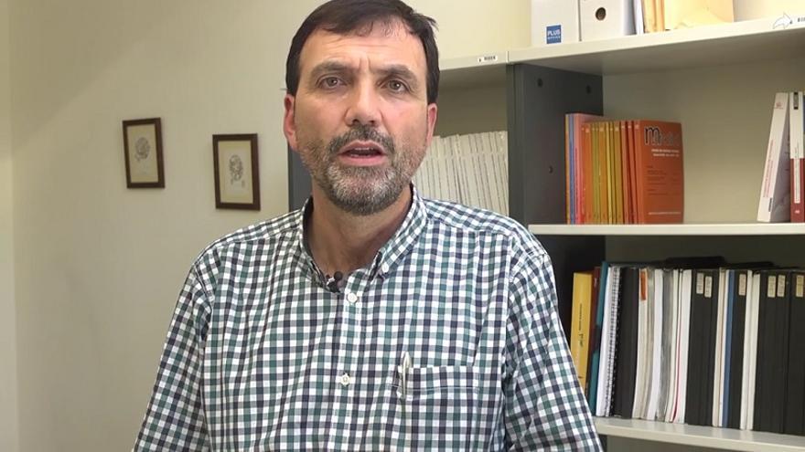 Enrique Lluch, profesor de la UCH-CEU i coautor del informe