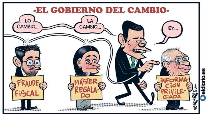 El Gobierno del cambio