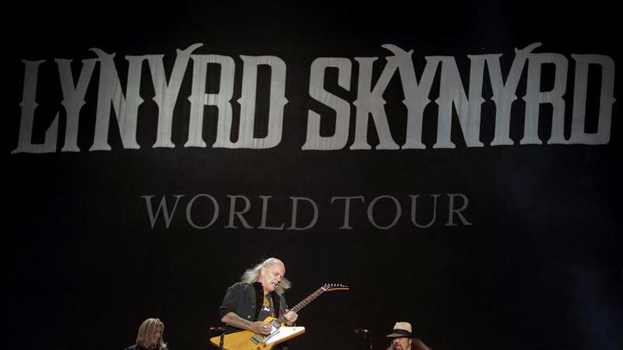Lynyrd Skynyrd demanda a un exbatería por planear una película sobre la banda
