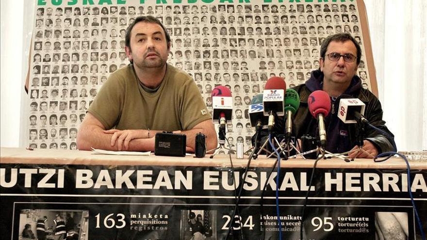 PP y UPyD abandonan el pleno de la Cámara vasca por la candidatura de Goioaga