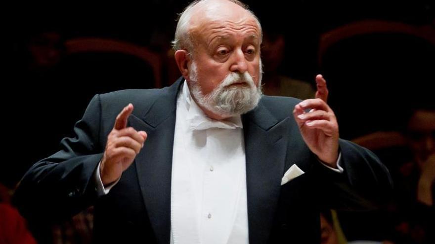 Muere el compositor y director de orquesta polaco Krzysztof Penderecki