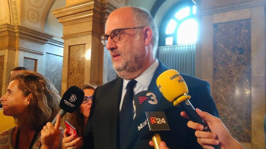 """JxCat ve """"infame e indigno"""" el discurso del jefe de la Guardia Civil en Cataluña"""