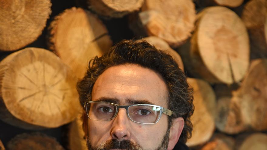 El escritor Jon Bilbao en una imagen de archivo.