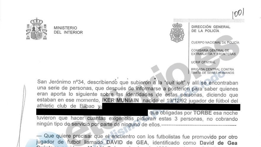 Una testigo protegida implica a De Gea y Muniain en el caso del empresario porno Torbe Declaracion-hechos-recogida-sumario-humanos_EDIIMA20160610_0474_19