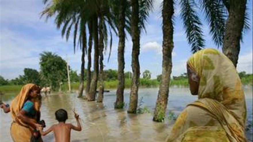 Más de 29.000 personas podrían quedarse sin hogar en Bangladesh