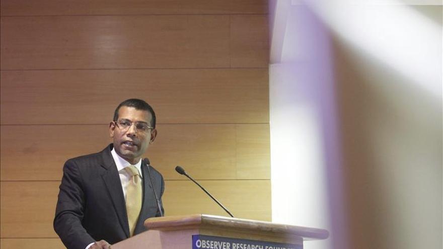 La oposición maldiva denuncia irregularidades en el juicio contra el expresidente