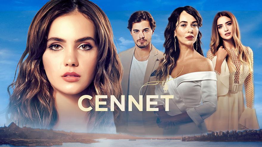 Póster de 'Cennet', nueva ficción turca de Atresmedia