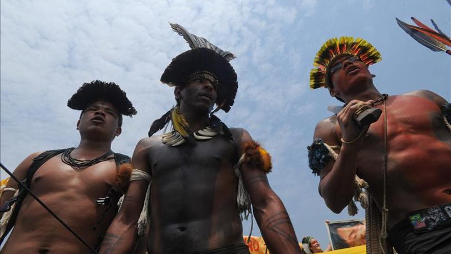 Brasil envía al Ejército a zona de conflictos entre indios y hacendados