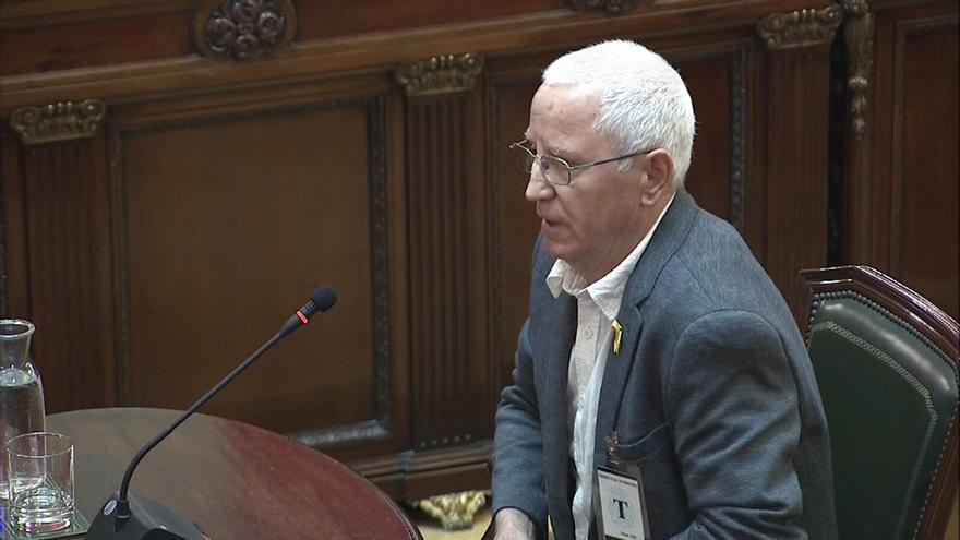Nemesio Rodríguez, en el Supremo