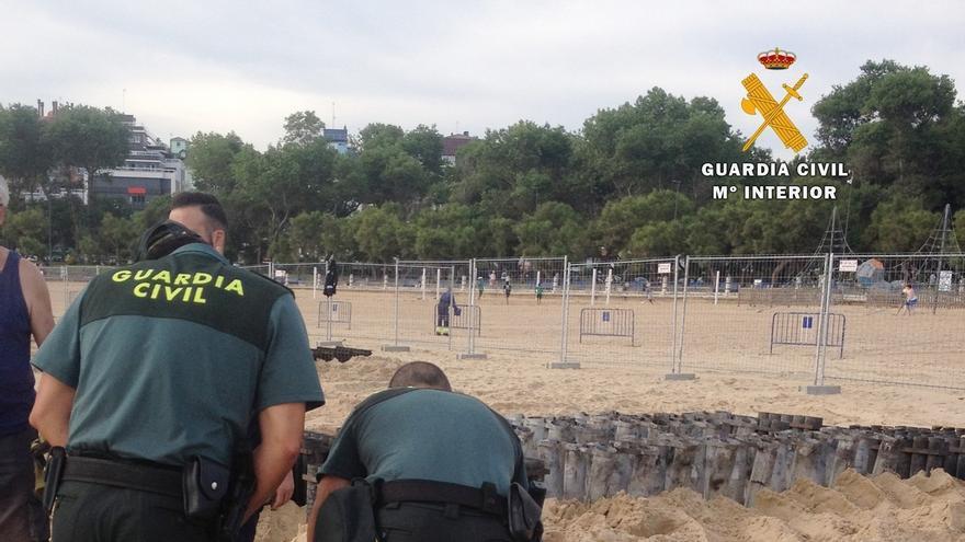 La Guardia Civil ha examinado más de 300 eventos cántabros en los que se ha usado pirotecnia