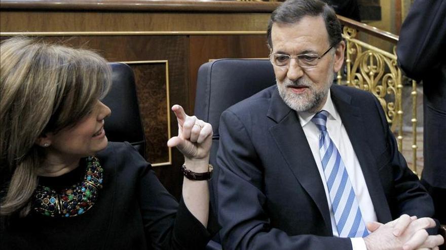 """Rajoy avisa a Mas que """"peleará"""" por los catalanes y no permitirá la consulta"""