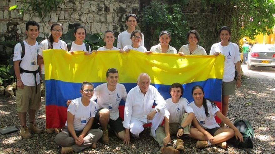 Diez jóvenes colombianos participarán en la Ruta BBVA 2016