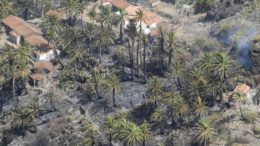 Del incendio de La Gomera #2