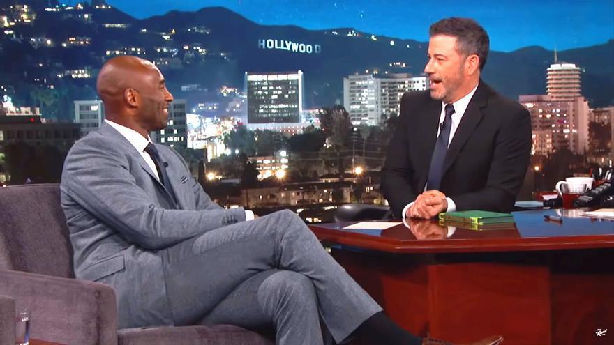 """El adiós de Jimmy Fallon y Jimmy Kimmel a Kobe Bryant: """"Era un héroe"""""""