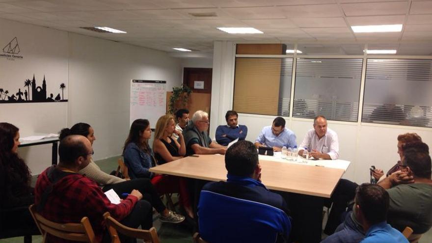 Coalición Canaria en Telde prepara sus primarias