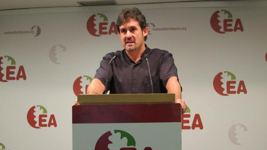 """EH Bildu cree que la Conferencia del PSOE debería aclarar si López es candidato, para no """"condicionar"""" la política vasca"""