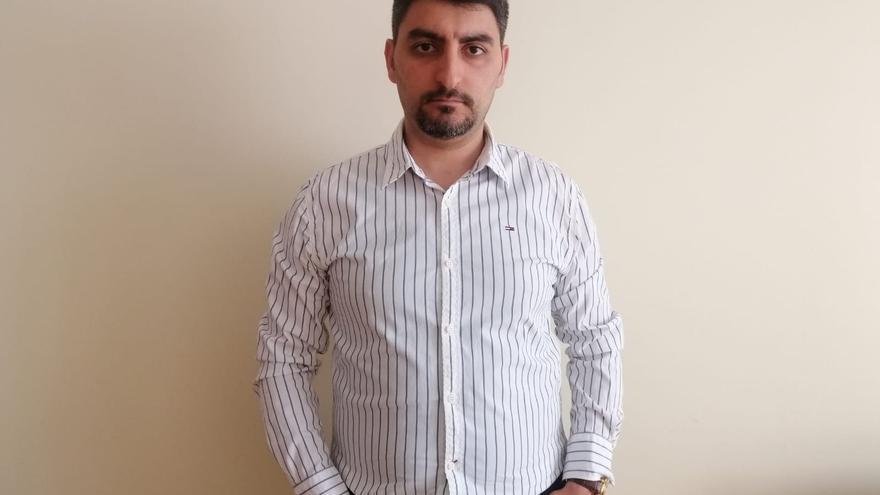 Remzi Er, exdiplomático turco destinado en España en la fecha del intento de golpe de Estado de 2016.