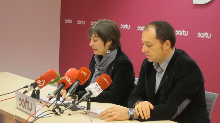 """Sortu dice que España y Francia siguen """"empecinados"""" en """"aferrarse al pasado porque se saben perdedores en el futuro"""""""