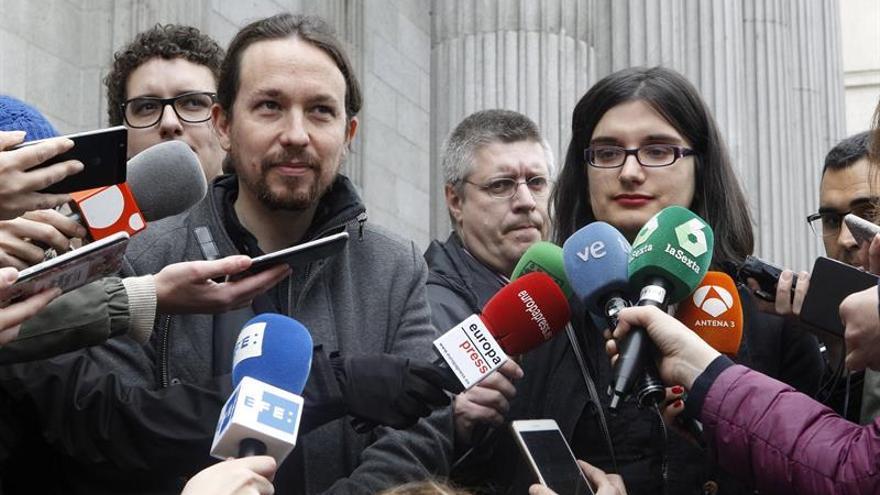 Iglesias preguntará a Zoido sobre la vivienda del director de la DGT