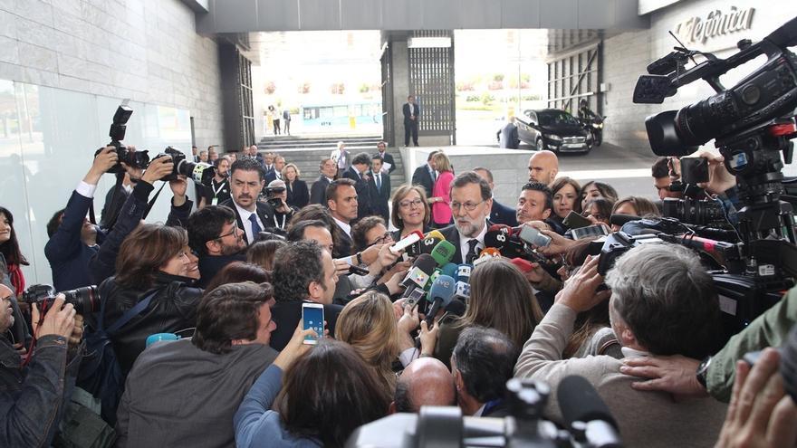 Rajoy inaugura hoy en Sevilla el congreso de NNGG que elegirá como nuevo presidente al gallego Diego Gago