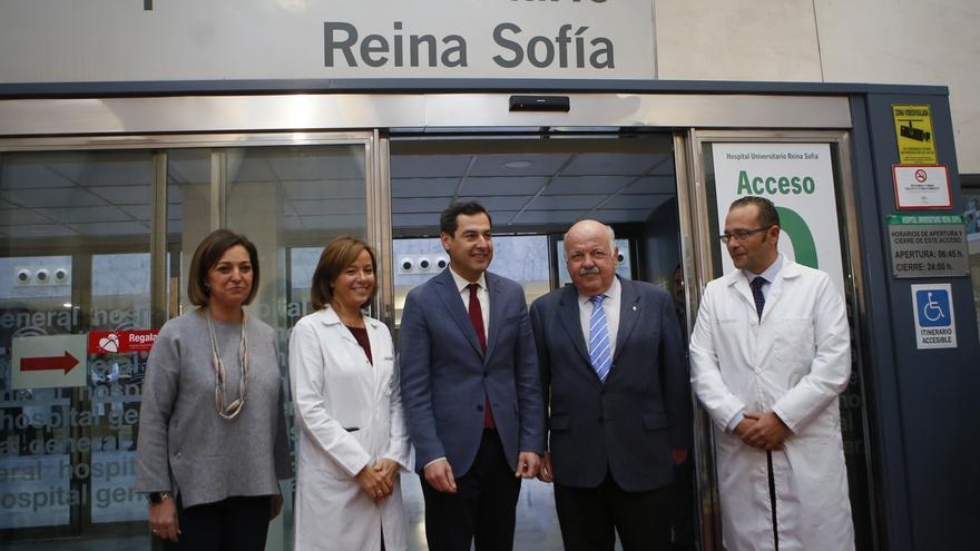 Moreno anuncia la aprobación este martes un Programa de Cribado de Cáncer de Colon para dos millones de andaluces