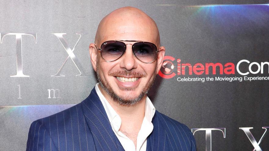 """Pitbull dará dos conciertos en una plataforma digital """"para relajarnos"""""""