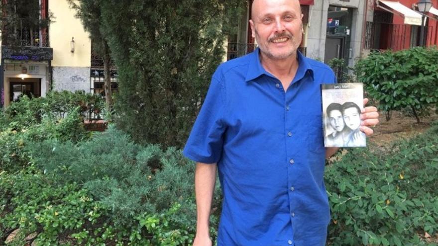 Jan J. Marti, autor de la 'Trilogía del olvido'